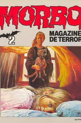 Morbo. Magazine de terror (Grapa (1983)) #2