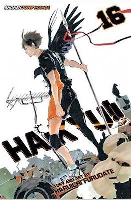 Haikyu!! (Paperback) #16