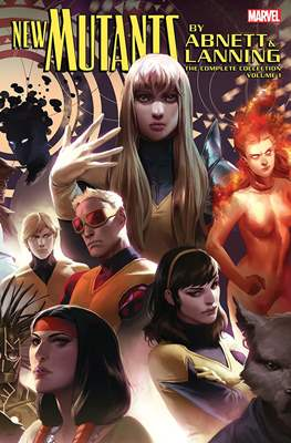 New Mutants by Abnett & Lanning: The Complete Collection #1