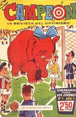 El Campeón (1960) (Grapa) #2