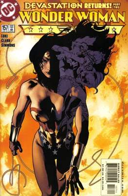 Wonder Woman Vol. 2 (1987-2006) (Comic Book) #157