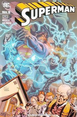 Superman (2007-2012) #10