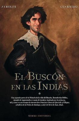 El Buscón en las Indias (Cartoné 160 pp) #