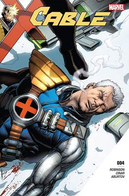 Cable Vol. 3 (2017-2018) #4