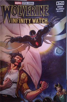 Wolverine Infinity Watch (Grapa) #3