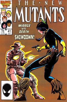 The New Mutants (Grapa) #41