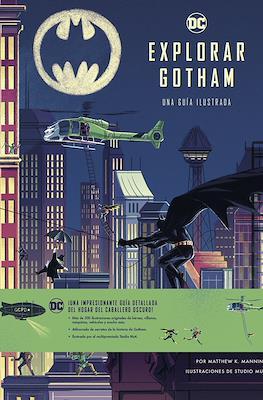 Explorar Gotham. Una guía ilustrada (Cartoné 48 pp)