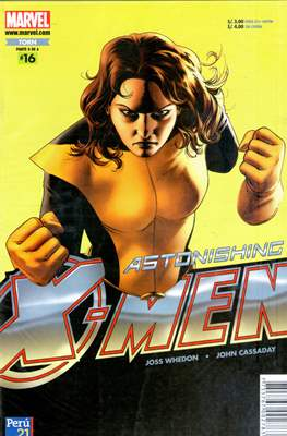Astonishing X-Men (Grapas) #16