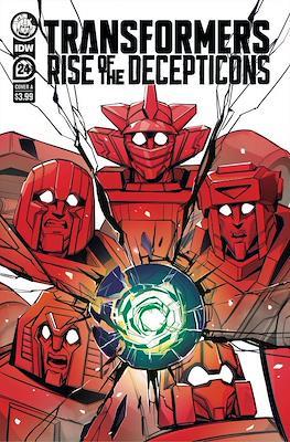Transformers (2019) (Comic Book) #24