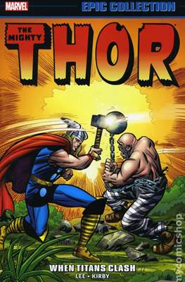 Thor Epic Collection (Softcover) #2