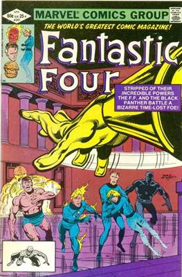 Fantastic Four Vol. 1 (1961-1996) (saddle-stitched) #241