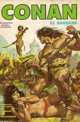 Conan el Bárbaro Extra