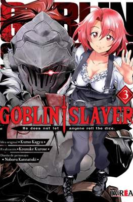 Goblin Slayer (Rústica con sobrecubierta) #3