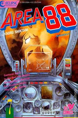 Area 88 (Softcover) #7