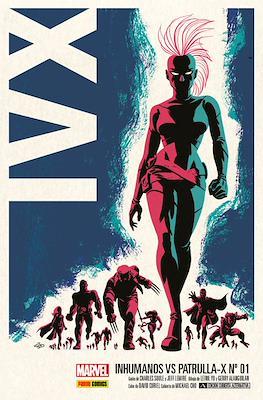 Inhumanos Vs. Patrulla-X (Portadas alternativas) (Grapa) #1