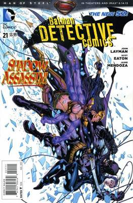 Detective Comics Vol. 2 (2011-2016) (Comic-Book) #21