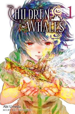 Children of the Whales. Portadas alternativas