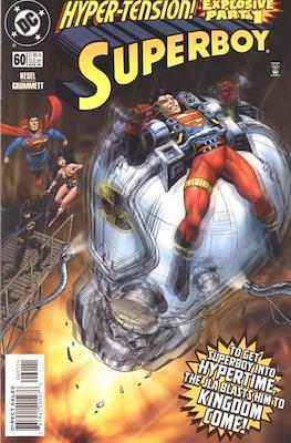 Superboy Vol. 4 #60