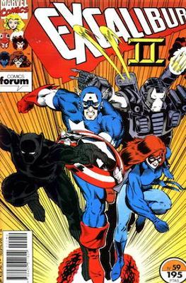 Excalibur Vol. 1 (1989-1995) (Grapa) #59