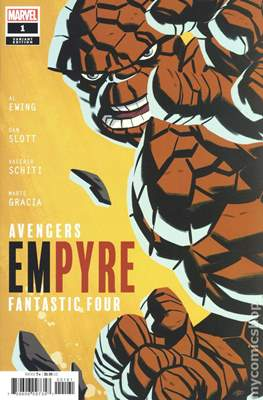 Empyre (Variant Cover) #1.12