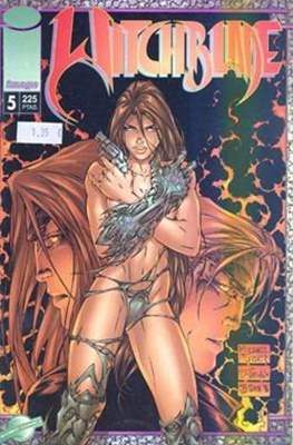 Witchblade (1997-2001) (Grapa, 24 páginas) #5