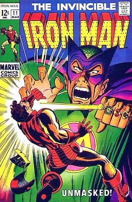 Iron Man Vol. 1 (1968-1996) #11