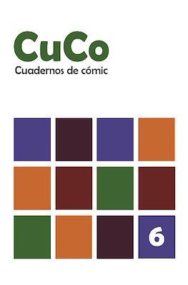 CuCo - Cuadernos de cómic #6