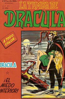 Escalofrio presenta: La tumba de Dracula. Vol. 2 (1981) #1