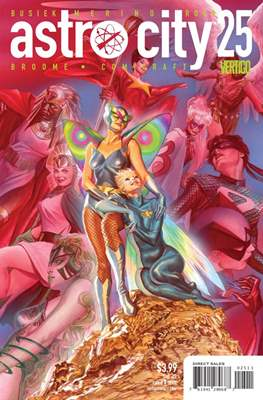 Astro City (Comic Book) #25