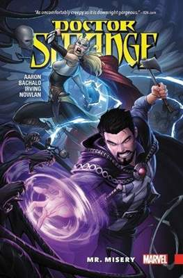 Doctor Strange Vol. 4 (2015-2018) (Hardcover 136-168 pp) #4