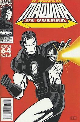 Máquina de Guerra: El origen (1994) (Grapa 48-64 pp) #5