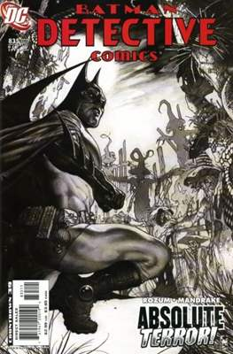 Detective Comics Vol. 1 (1937-2011; 2016-) (Comic Book) #835