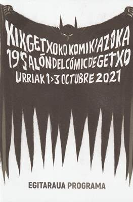 Catálogo Salón del Cómic de Getxo #19