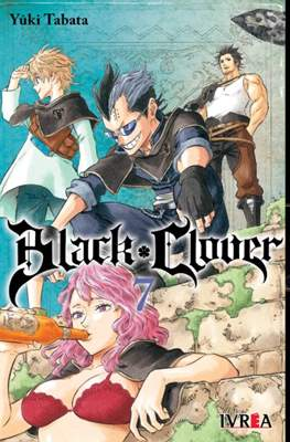 Black Clover #7