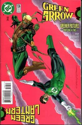 Green Arrow Vol. 2 #136