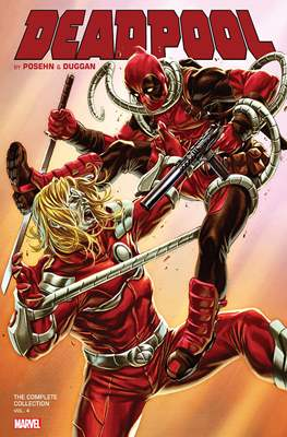 Deadpool by Posehn & Duggan: The Complete Collection #4