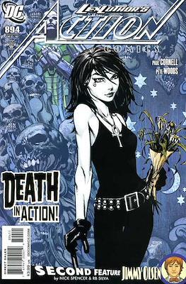 Action Comics Vol. 1 (1938-2011; 2016-) (Comic Book) #894