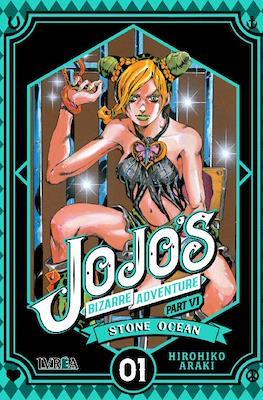 JoJo's Bizarre Adventure - Part VI: Stone Ocean (Rústica) #1