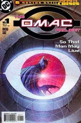 The OMAC project (2005) (Comic book) #1