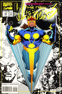The New Warriors (Comic-Book) #40