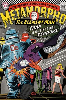 Metamorpho (Vol. 1 1965-1968) #12