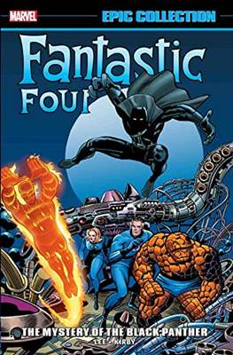 Fantastic Four Epic Collection #4