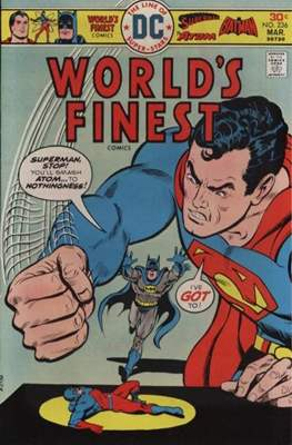 World's Finest Comics (1941-1986) (Comic Book) #236