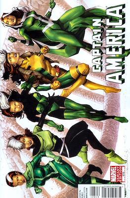 Captain America Vol. 5 (2005-2011 Variant Cover) (Comic Book) #618