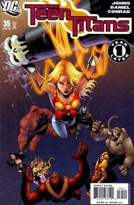 Teen Titans Vol. 3 (2003-2011) (Comic Book) #35