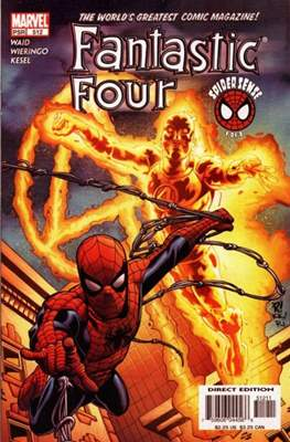 Fantastic Four Vol. 3 #512