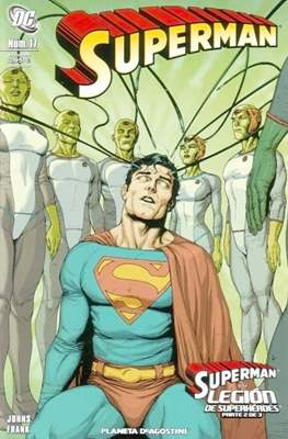 Superman (2007-2012) (Grapa. 48 pp) #17