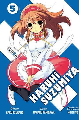 Haruhi Suzumiya #5