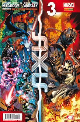 Vengadores y Patrulla-X: Axis (2015) (Grapa) #3