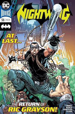 Nightwing Vol. 4 (2016-) (Comic-book) #56